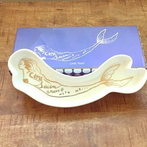 Other - NEW Mermaid Tray